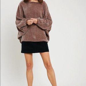 Glazed Mocha Pullover